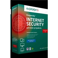 П.О. Kaspersky Internet Security Multi-Device Russian Edition(2ПК 1год)Base Box(DRSFKL1941RBBFS)4604